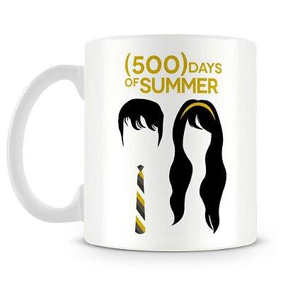 Caneca Personalizada 500 Dias com Ela (Mod.1)