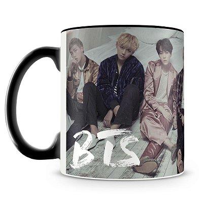 Caneca Personalizada K-pop BTS