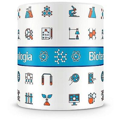 Caneca Personalizada Profissão Biotecnologia
