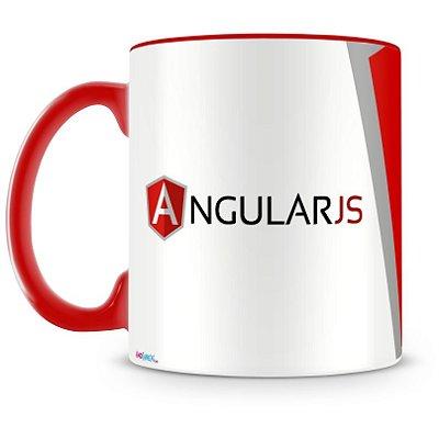 Caneca Personalizada Profissão Programador Angular