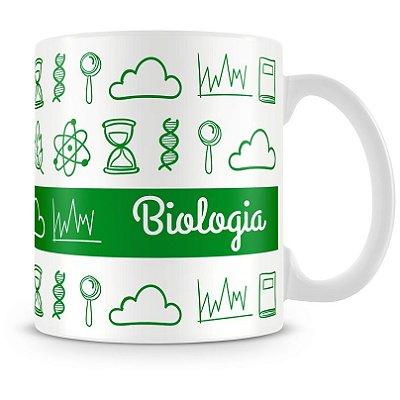 Caneca Personalizada Profissão Biologia