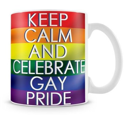 Caneca Personalizada Keep Calm And Celebrate