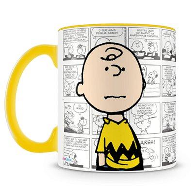 Caneca Personalizada Peanuts (Charlie Brown)