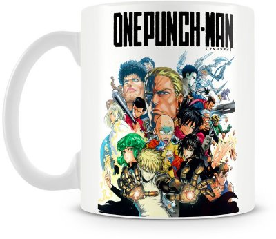 Caneca Personalizada One Punch-Man