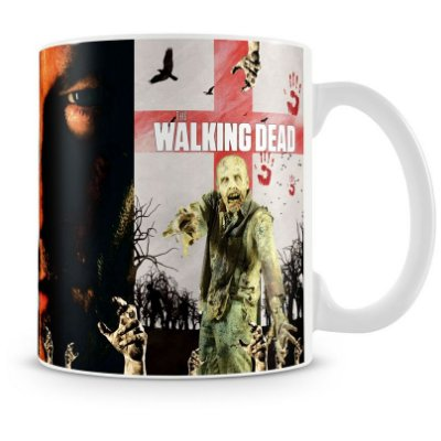 Caneca Personalizada The Walking Dead (Mod.4)