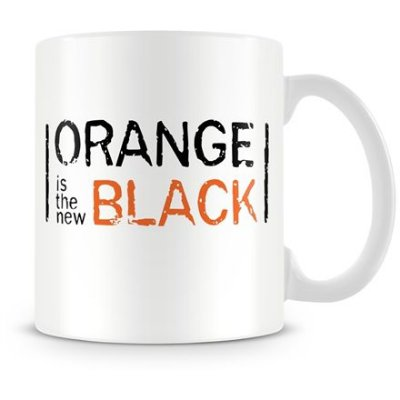 Caneca Personalizada Orange is the New Black (Mod.2)