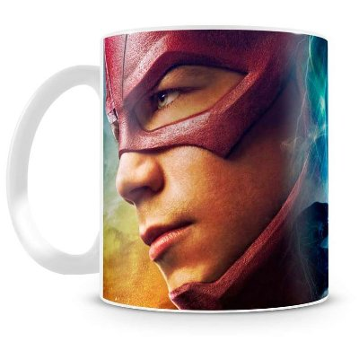 Caneca Personalizada Flash vs Zoom