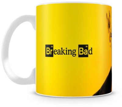 Caneca Personalizada Breaking Bad (Mod.1)