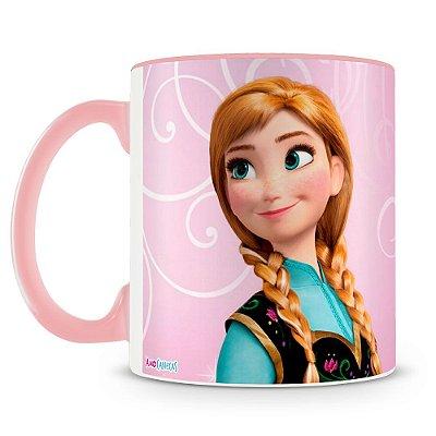 Caneca Personalizada Frozen Personagem Anna