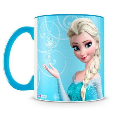 Caneca Personalizada Frozen Personagem Elsa