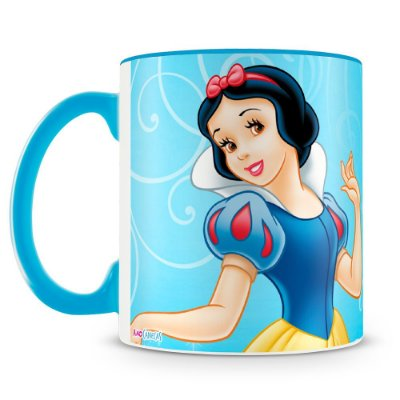 Caneca Personalizada Princesa Branca de Neve