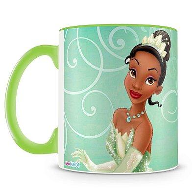 Caneca Personalizada Princesa Tiana
