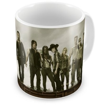 Caneca Personalizada The Walking Dead (Mod.2)