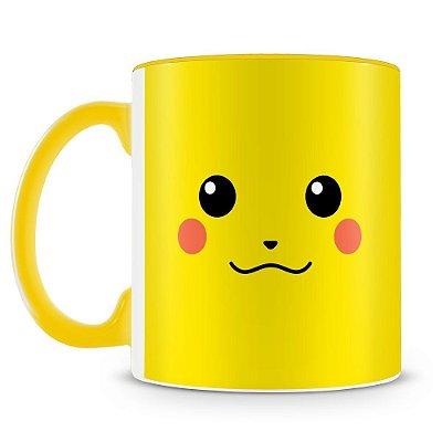 Caneca Personalizada Pokémon Pikachu (Mod.1)