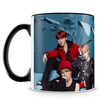 Caneca Personalizada K-pop BTS (Mod.4)