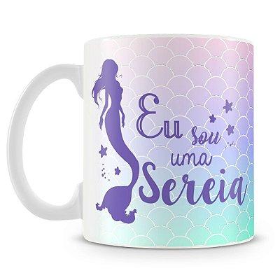Caneca Personalizada Sereia (Mod.1)