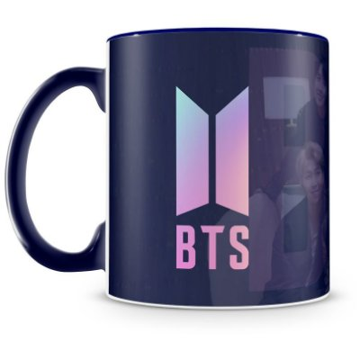 Caneca Personalizada K-pop BTS (Mod.6)