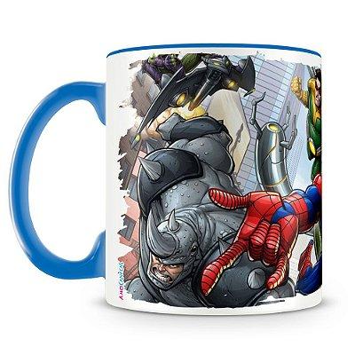 Caneca Personalizada Homem Aranha (Mod.1)