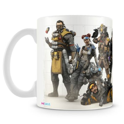 Caneca Personalizada Apex Legends (Mod.2)
