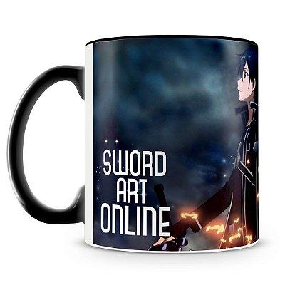 Caneca Personalizada Sword art Online (Mod.1)