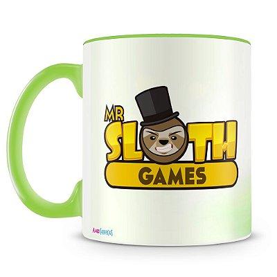 Caneca Personalizada Summoners War (Mr. Sloth)