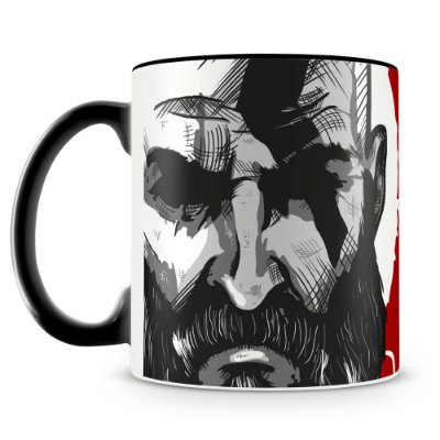 Caneca Personalizada Barber of War