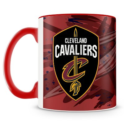 Caneca Personalizada Basquete Time Cavaliers