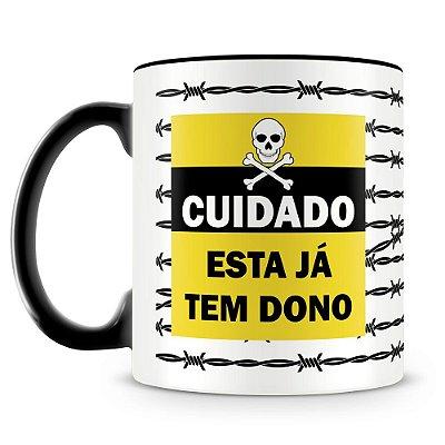 Caneca Personalizada Já Tem Dono