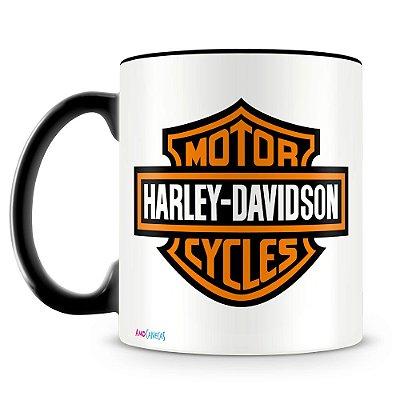 Caneca Personalizada Harley-Davidson