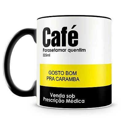Caneca Personalizada Remédio Café