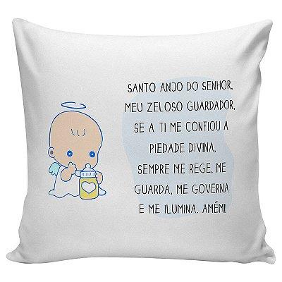 Almofada Personalizada Santo Anjo Do Senhor