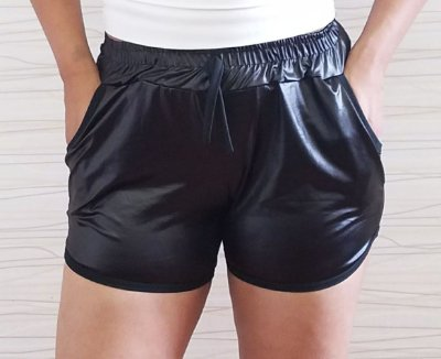 Shorts Cirrê Preto
