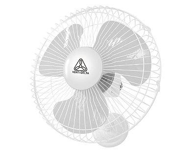 Ventilador Oscilante de Parede Grade aço 40Cm - Venti-delta.