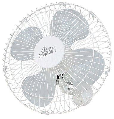 Ventilador Oscilante de Parede Premium Grade Aço 50Cm Bi-Volt 60 Fios - Venti-delta.