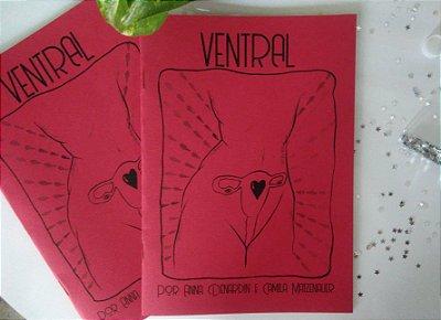 Zine Ventral - 2ª edição
