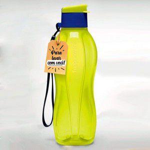 Tupperware Eco Tupper Plus Amarelo Arara 500ml