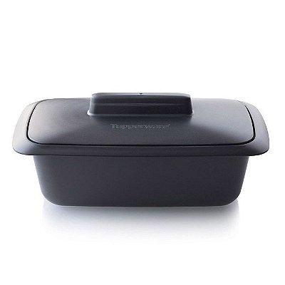 Tupperware Ultra Pró Retangular 1,8 lts