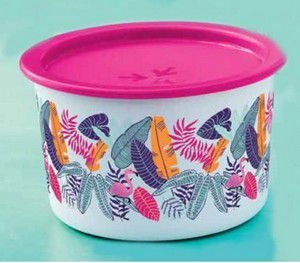 Tupperware Mini Instantânea Slim Flamingo 575 ml