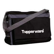 Tupperware Bolsa Preta