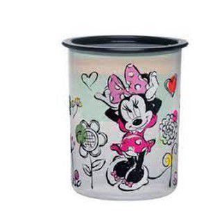 Tupperware Instantânea Slim Minnie 1,3 litros