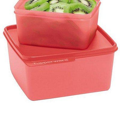 Tupperware Basic Line 1,2 litro + 500ml Guava