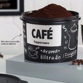 Tupperware CAIXA PARA CAFÉ PB - 700GRS