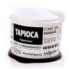 Tupperware Caixa Tapioca PB 1,6kg