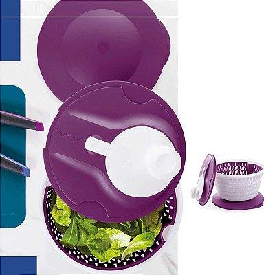 Tupperware Secadora de Salada Centrífuga 4,5 litros