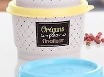 Tupperware Potinho Tempero Oregano bistro