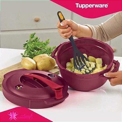 Tupperware Panela de Pressão de Micro-ondas