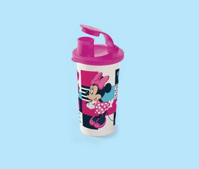 Tupperware Copo Minnie 300ml