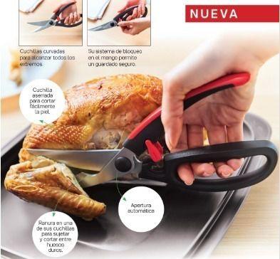 Tupperware Tesoura De Frango Para Aves Importada
