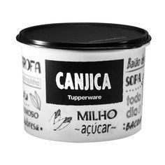 Tupperware Caixa Canjica PB 800g