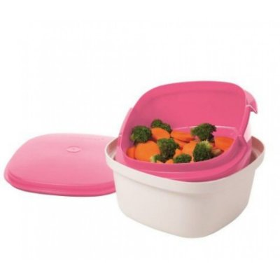 Tupperware A Multipla Rosa 2,5  litros